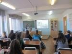 Защита проектных работ студентами 1-2 курсов